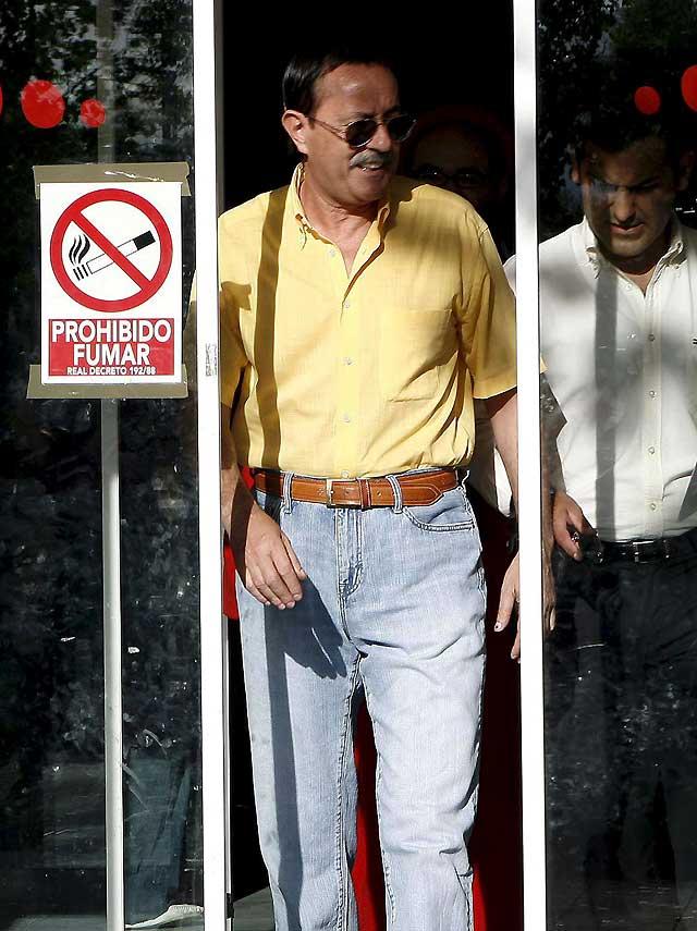 Julián Muñoz abandona la cárcel tras obtener el tercer grado