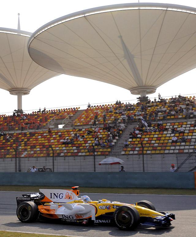 Hamilton acaricia el título tras lograr la 'pole' en el GP de China