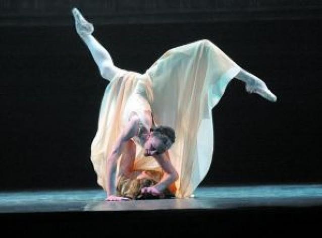 """El Gayarre acoge la versión en ballet de """"Anna Karenina"""""""