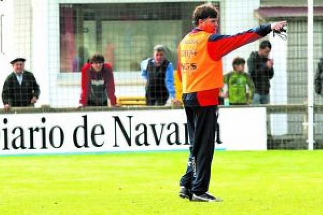 A entrenador nuevo...