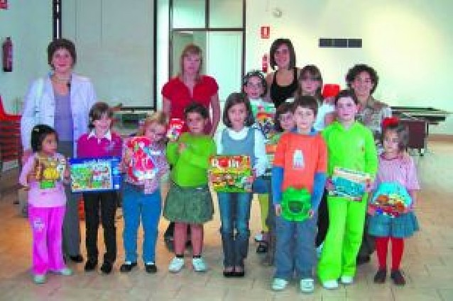 Lodosa pone en marcha su ludoteca para niños de entre cuatro y doce años