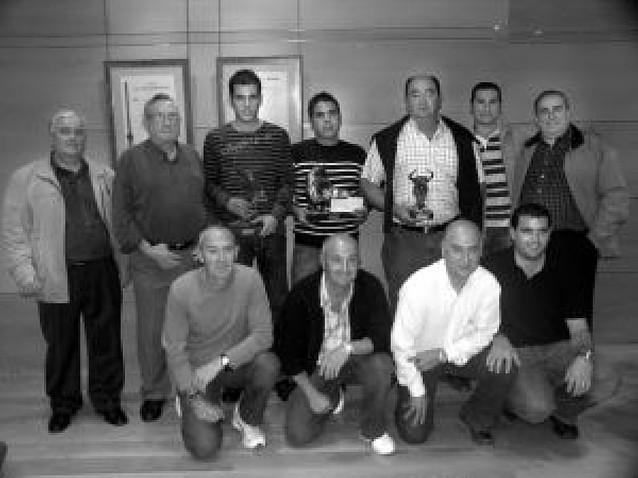 Manolo Merino repite triunfo en el Concurso de Ganaderías