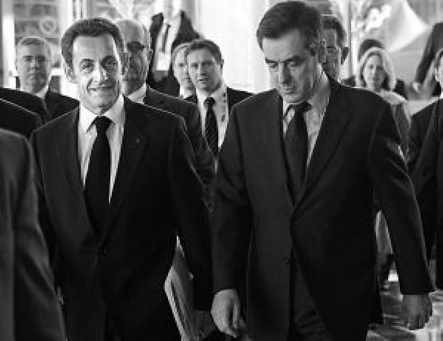 Sarkozy propone en EE UU convocar una cumbre mundial