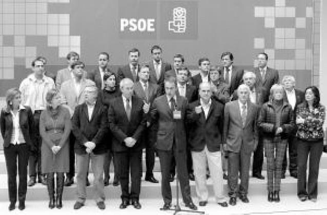 El PSOE facilitará la aprobación de todos los presupuestos autonómicos y locales