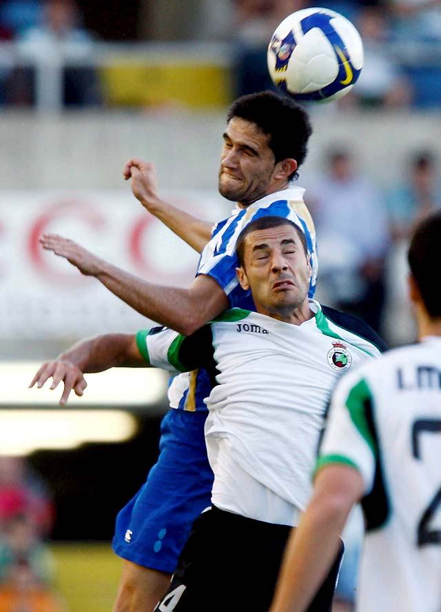 Racing y Deportivo empatan en un mal partido (0-0)