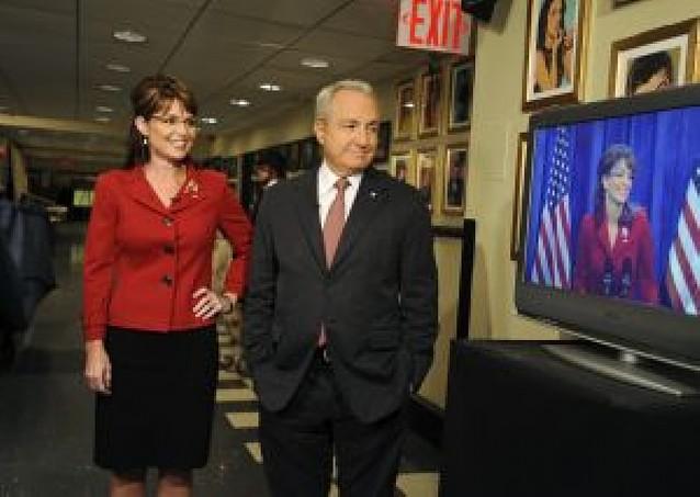 Sarah Palin se ríe de sus parodias
