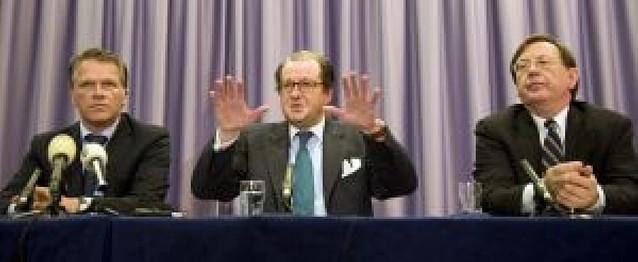 El Gobierno holandés auxilia a ING con una inyección de 10.000 millones de euros