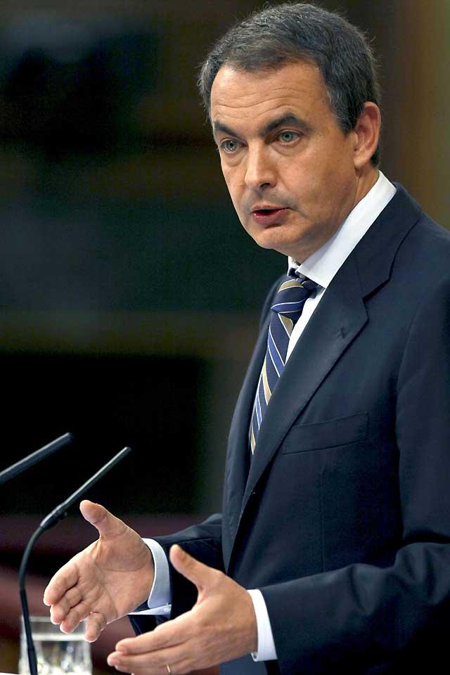 """Zapatero: """"Nada más lejos de crear una banca pública o sustituir al mercado"""""""