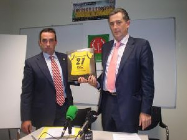El Itxako firma un acuerdo con un nuevo patrocinador