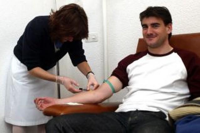 Un joven pamplonés, candidato para donar médula a un enfermo de EE UU