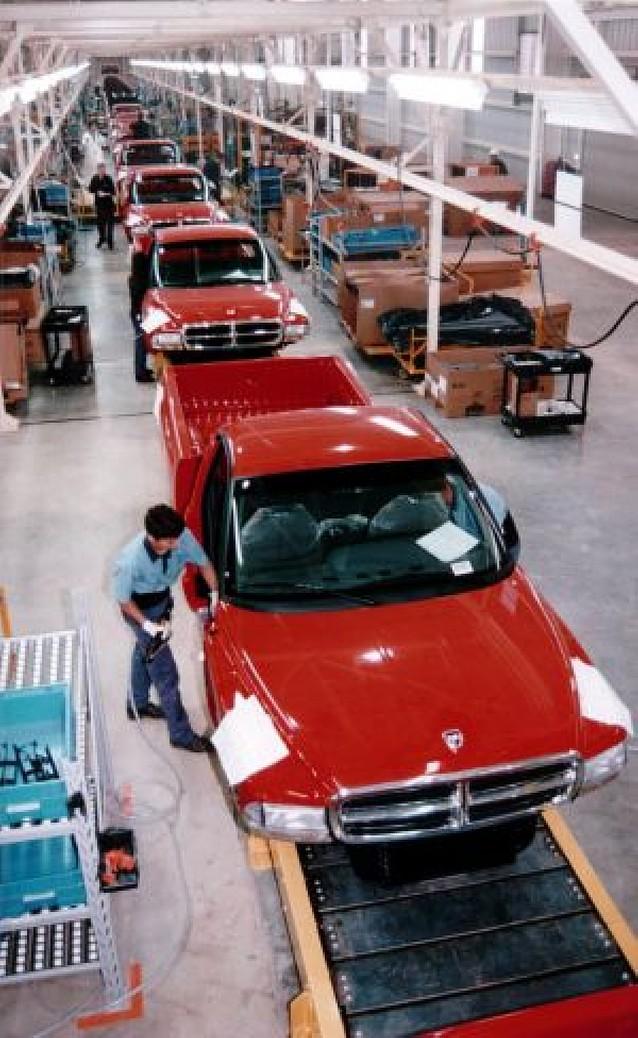 General Motors y Chrysler aceleran sus negociaciones para una fusión
