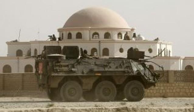 Mueren dos soldados alemanes y cinco niños en un atentado en Afganistán