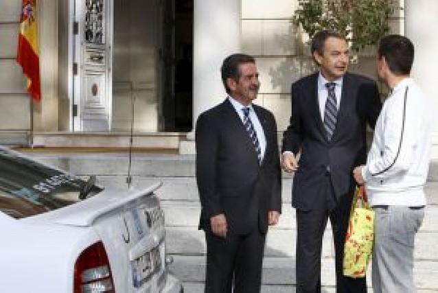 El alcalde de Puerto Real , citado a declarar por injurias al Rey