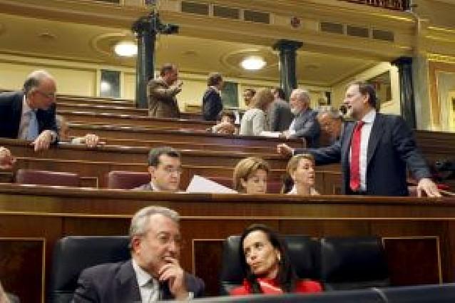 El Congreso respalda mayoritariamente las medidas del Gobierno ante la crisis