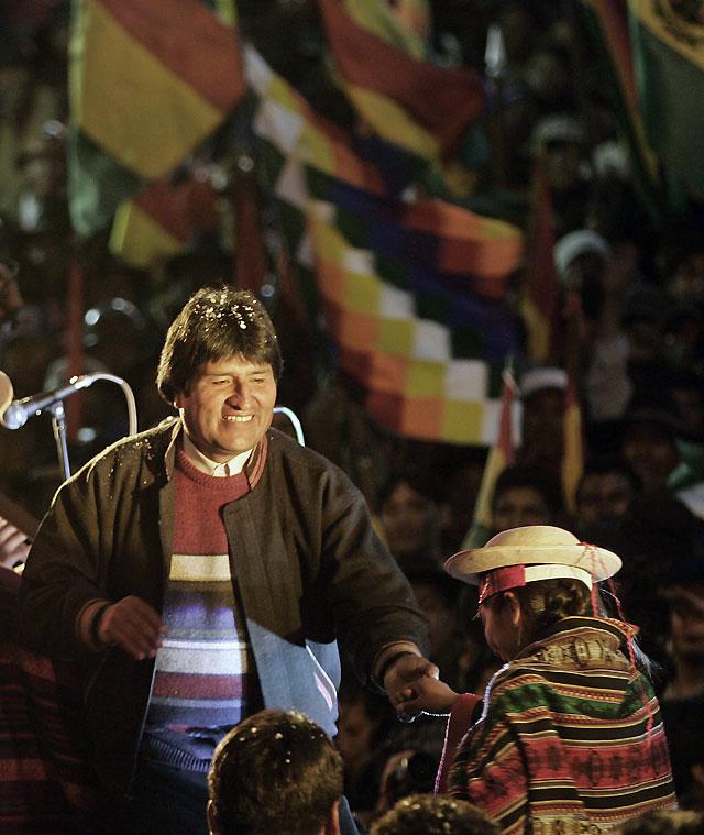 Bolivia celebrará el referéndum sobre la nueva Constitución el 25 de enero