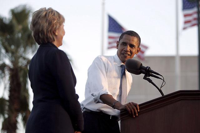 Obama aventaja en ocho puntos a McCain, según los últimos sondeos