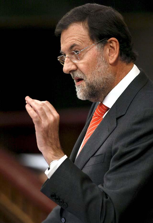 Rajoy acusa al Gobierno de no buscar un consenso amplio sobre los Presupuestos