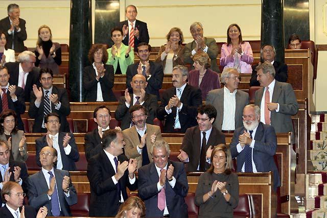 """El PP ve """"inexplicable"""" que UPN abra expediente a Cervera y Del Burgo por defender el pacto entre ambos partidos"""