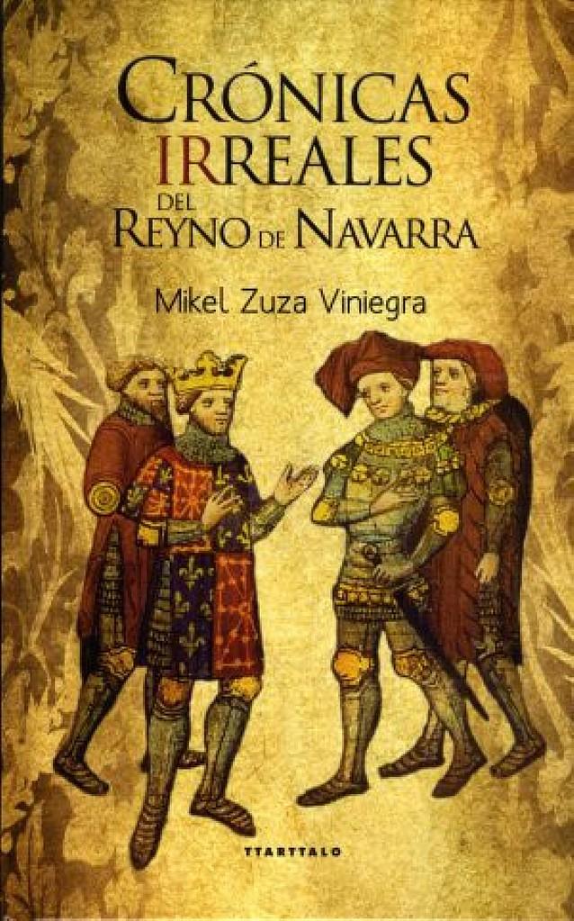 Mikel Zuza ficciona la Navarra medieval en su primer libro