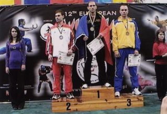 El navarro Miguel Vélaz logra la plata en el Europeo