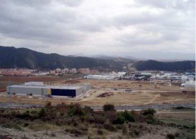 El 70% del suelo de la ampliación del polígono de Aoiz ya está comprometido