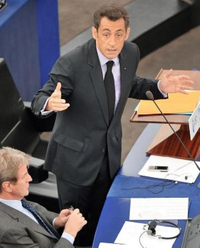 Sarkozy ve difícil la presencia de España en la cumbre financiera internacional