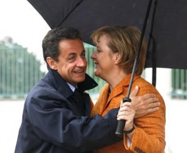El cariño excesivo de Sarkozy