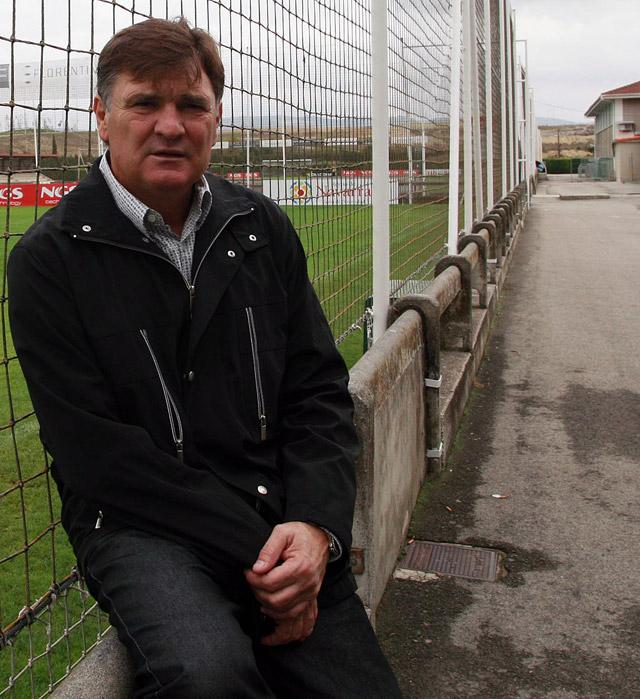 """Camacho: """"La imagen de nuestro campo tiene que volver a ser imborrable para los rivales"""""""