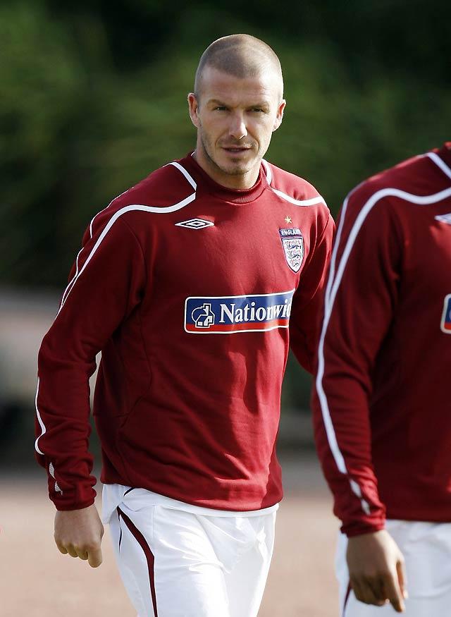 David Beckham ficha por el Milán