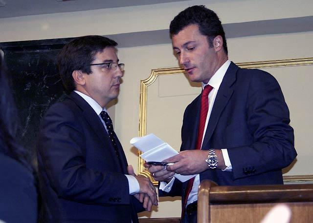 Salvador se abstiene en la votación y confía en que UPN y PP salgan fortalecidos de la crisis