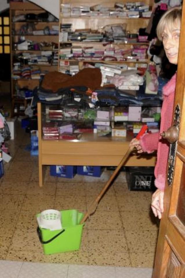 Carcastillo proyecta arreglar varias calles para evitar inundaciones