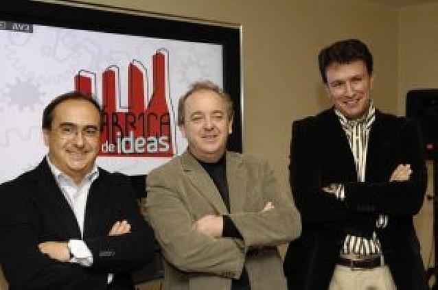 """TVE abre su """"fábrica"""""""