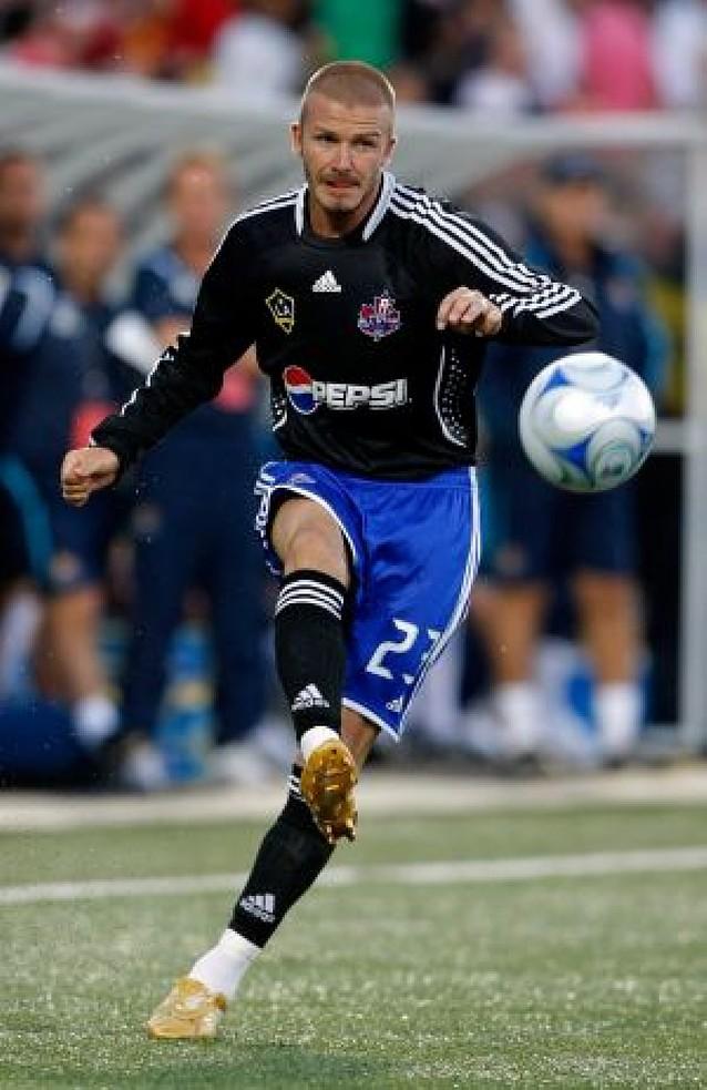 Beckham jugará cedido unos meses en el Milan