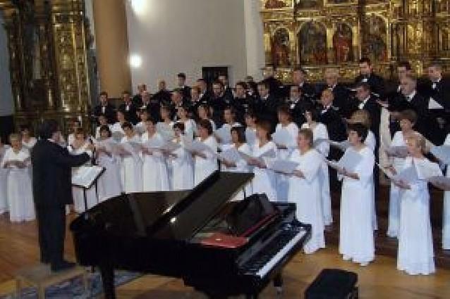 Recital del Orfeón Pamplonés