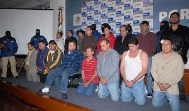 Capturado uno de los grandes capos mexicanos de la droga