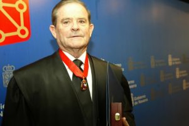 Fallece el abogado y miembro del Consejo de Navarra José Mª San Martín Sánchez