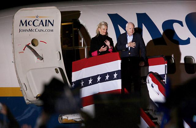 Obama aumenta su ventaja sobre McCain a los doce puntos
