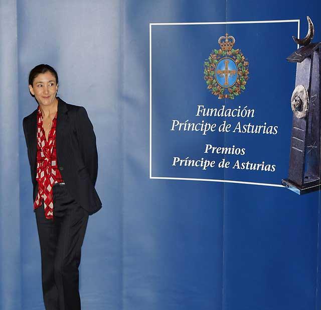 Ingrid Betancourt aspira a ser la voz de quienes no la tienen