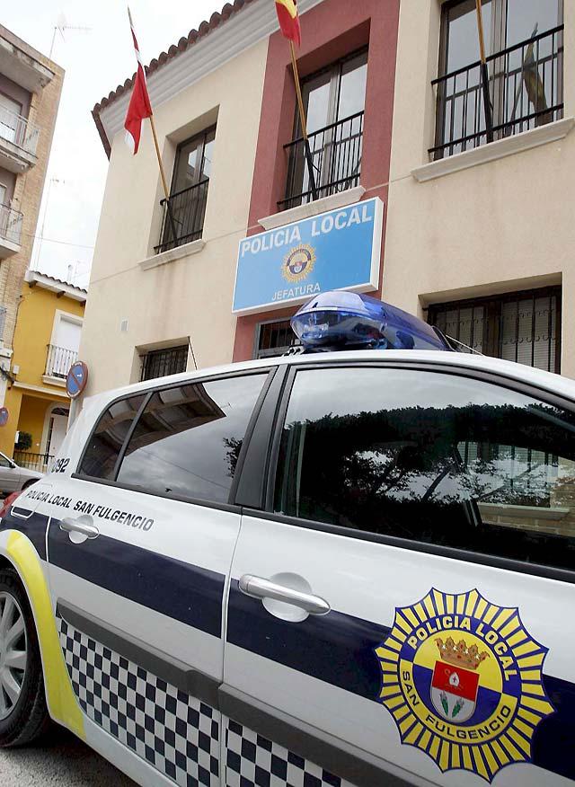 Detenido el jefe de la Policía Local de San Fulgencio (Alicante) como presunto implicado en la trama urbanística