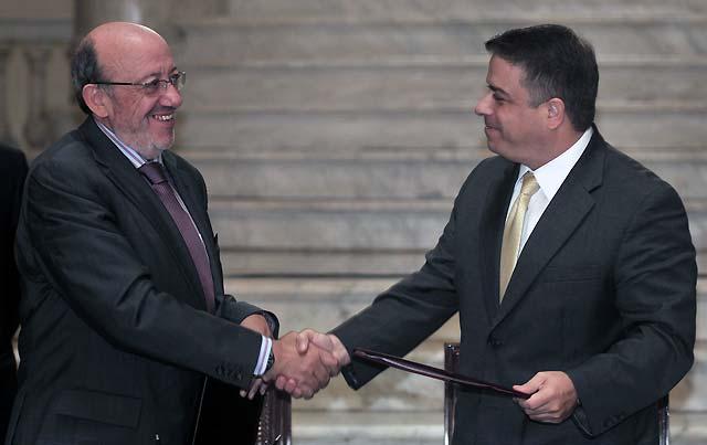 La Comisión Europea y Cuba anuncian un acuerdo para retomar la cooperación