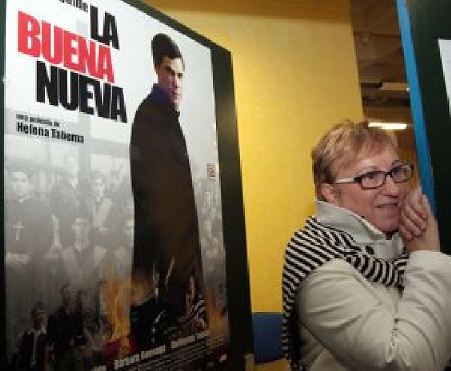 """Helena Taberna lleva su """"buena nueva"""" a la UPNA"""