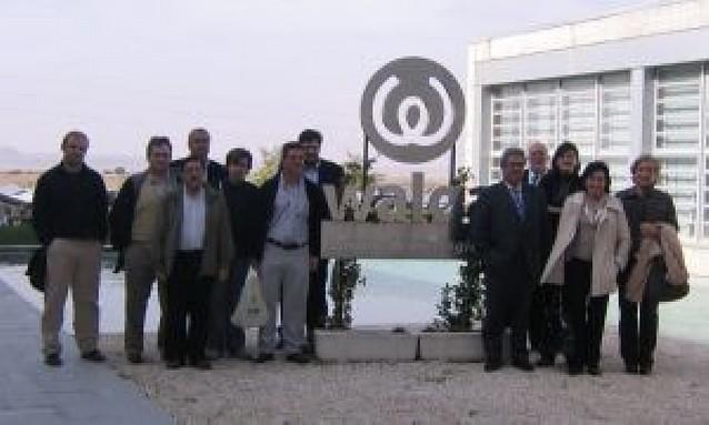 Estella toma ideas del parque tecnológico Walqa de Huesca