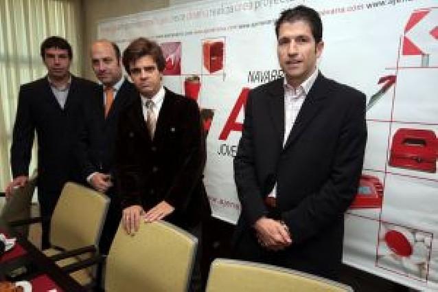 AJE Navarra pretende consolidar la asociación en Navarra