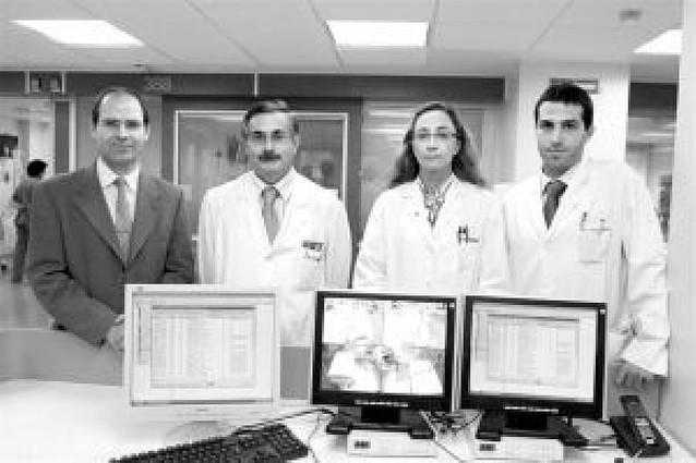 Un sistema informático de alerta reduce a la mitad las trombosis en hospitalizados