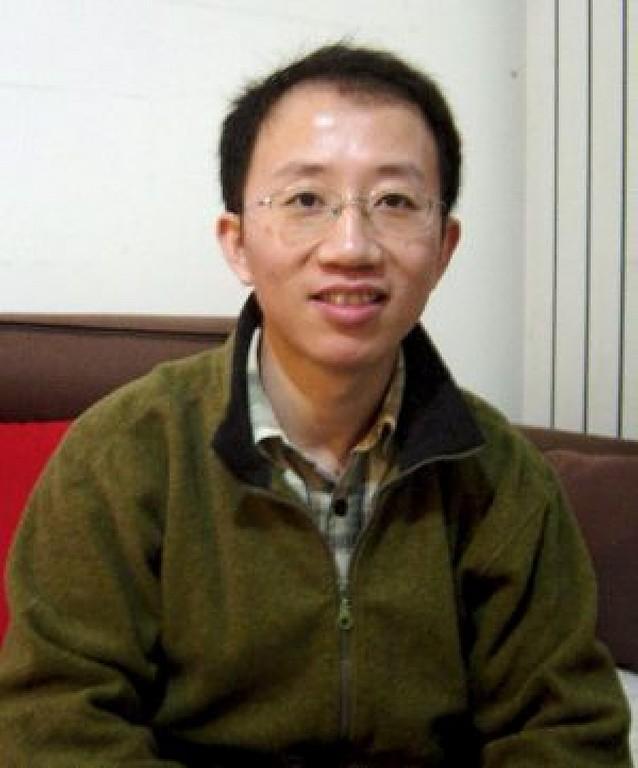 El activista chino pro derechos humanos Hu Jia, Premio Sájarov 2008