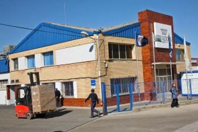 Trelleborg Cascante presenta un ERE temporal para 121 empleados