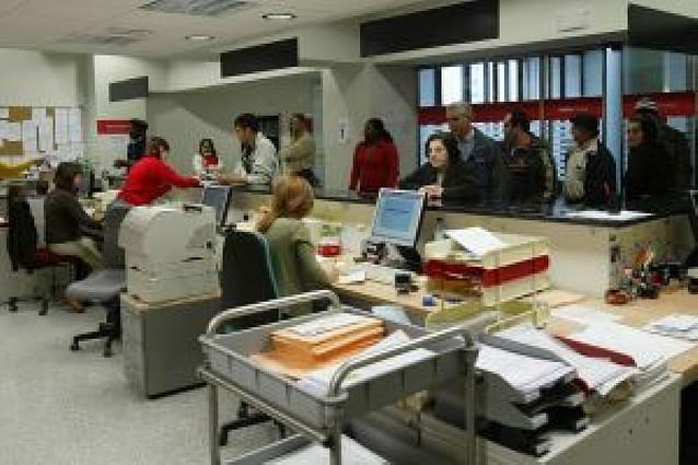 El Registro Civil de Pamplona saldrá del Palacio de Justicia en diciembre