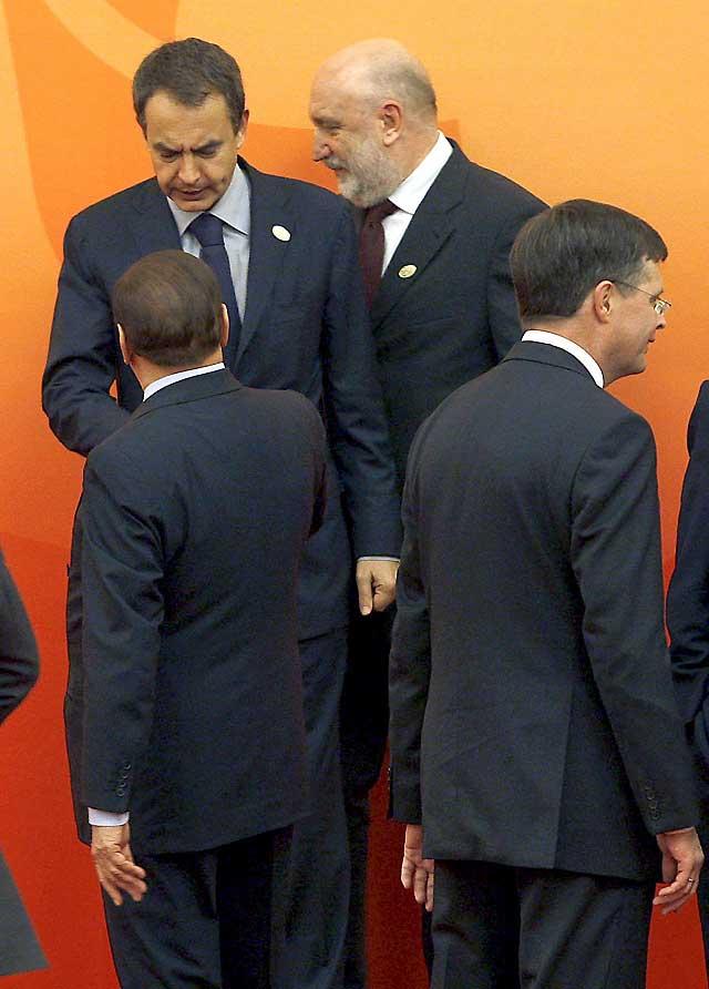 Los líderes asiáticos y europeos ven necesaria una respuesta unida para superar la crisis
