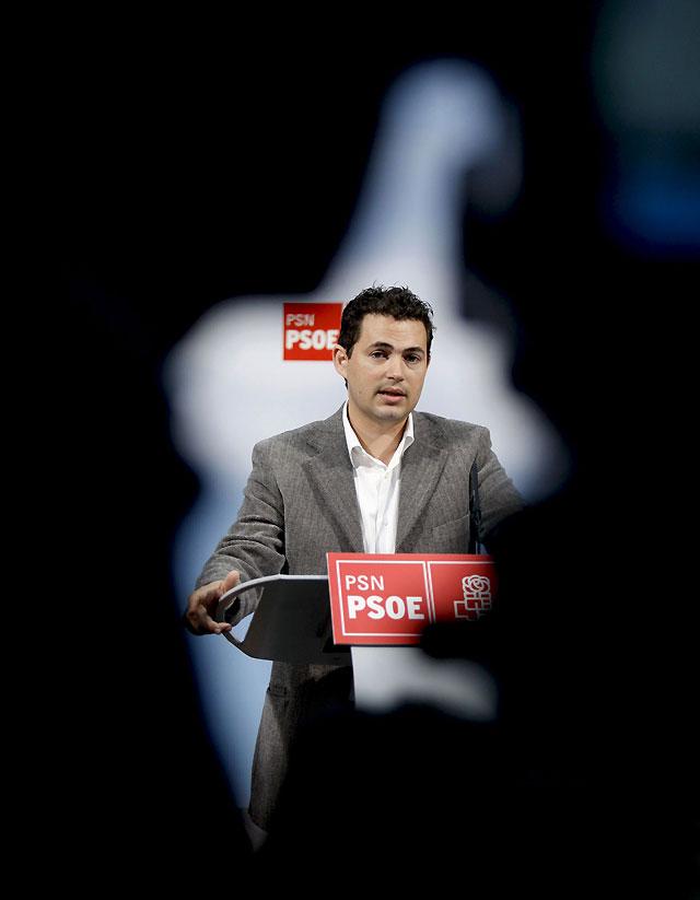 """Caro cree que el anteproyecto de Presupuestos de Navarra para 2009 es """"suficiente"""""""
