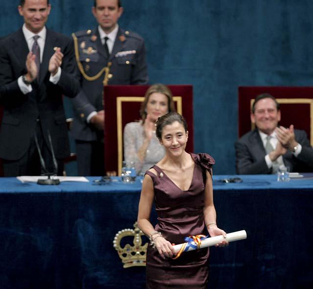 Don Felipe y doña Letizia presiden hoy la ceremonia de entrega de los Príncipes de Asturias